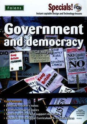 Secondary Specials! +CD: PSHE - Government & Democracy