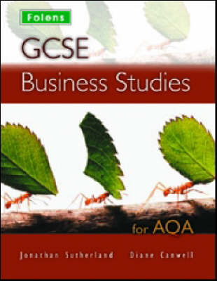 GCSE Business Studies: Teacher Support File & CD-ROM - AQA