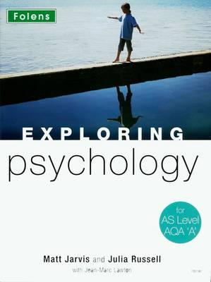 Exploring Psychology: AS Student Book for AQA A (Paperback)