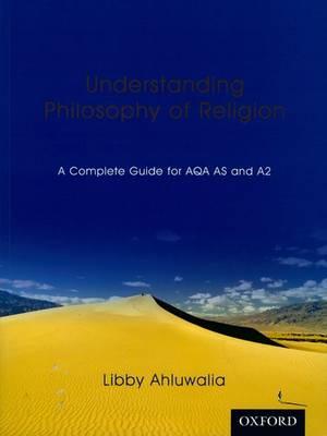 Understanding Philosophy of Religion: AQA Text Book - Understanding Philosophy of Religion (Paperback)