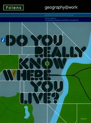Geography@work1: Do You Really Know Where You Live? Teacher CD-ROM (CD-I)