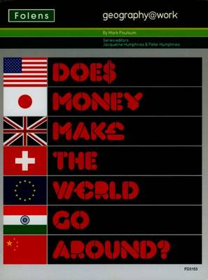 Geography@work: (2) Does Money Make the World Go Around? Teacher CD-ROM (CD-I)
