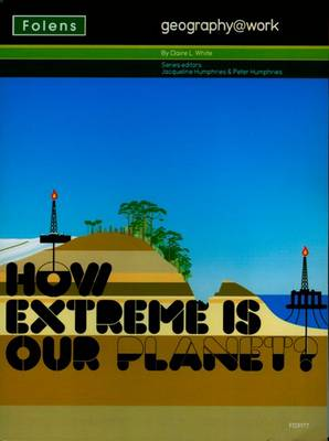 Geography@work: (2) How Extreme is Our Planet? Teacher CD-ROM (CD-I)