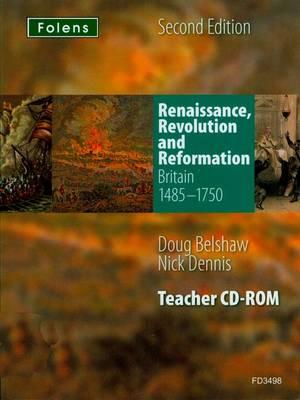 Folens History: Renaissance, Revolution & Reformation (1485-1750) (CD-I)