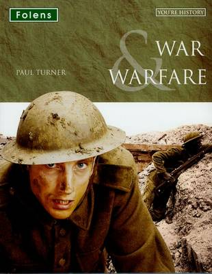 You're History: War & Warfare Student Book - You're History (Paperback)