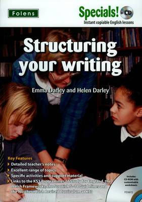 Secondary Specials! +CD: English - Structuring Your Writing