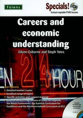 Secondary Specials! +CD: PSHE - Careers and Economic Understanding