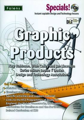 Secondary Specials! +CD: D&T - Graphic Products
