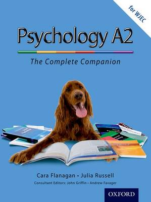 The Complete Companions: A2 Student Book for WJEC Psychology (Paperback)