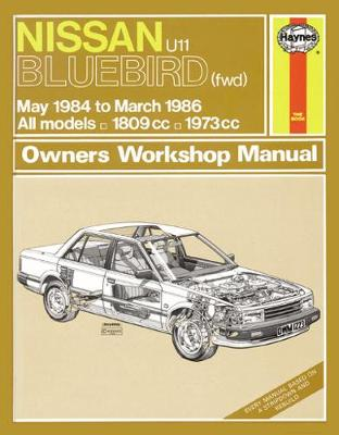 Nissan Bluebird (May 84 - Mar 86) A To C (Paperback)