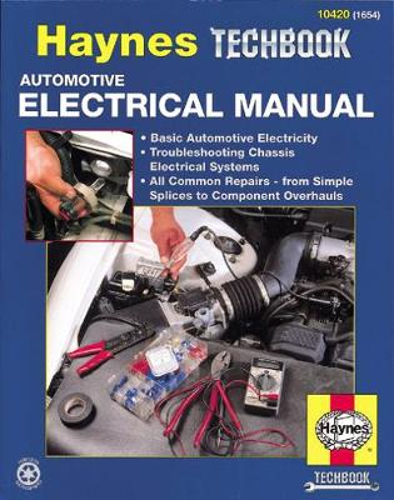 Automotive Electrical Manual (US) (Paperback)