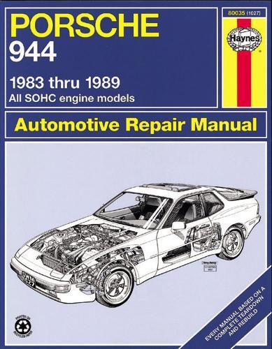 Porsche 944 (83 - 89) (Paperback)
