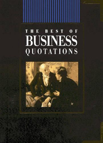 Best of Business Quotations - In Quotations (Hardback)