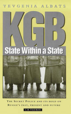 KGB: State within a State (Paperback)