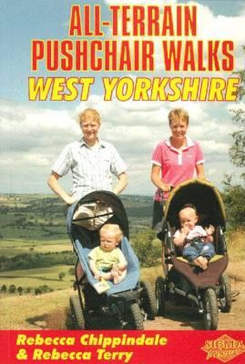 West Yorkshire - All-Terrain Pushchair Walks (Paperback)