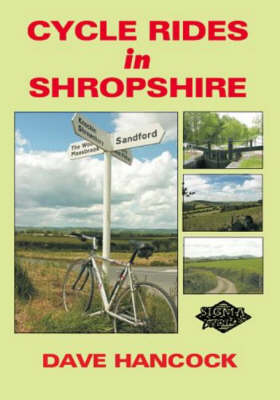 Cycle Rides in Shropshire (Paperback)
