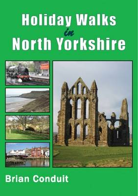 Holiday Walks in North Yorkshire (Paperback)