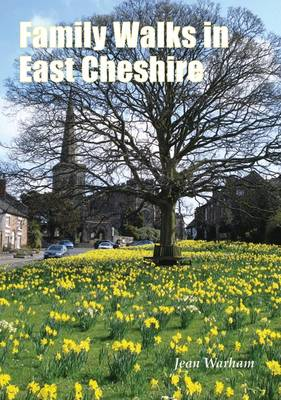 Family Walks in East Cheshire (Paperback)