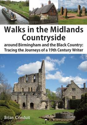 Walks in the Midlands Countryside: Around Birmingham and the Black Country (Paperback)