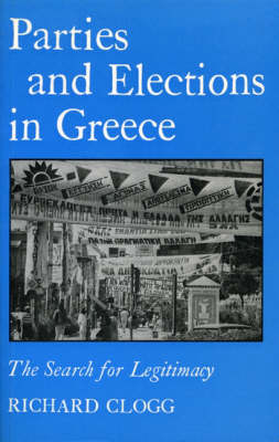 Parties and Elections in Greece (Paperback)