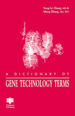 A Dictionary of Gene Technology Terms (Paperback)