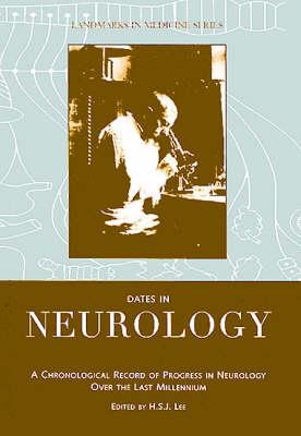 Dates in Neurology (Hardback)