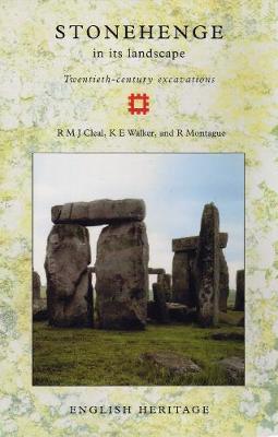 Stonehenge in its Landscape: Twentieth-century excavations - English Heritage Archaeological Report 10 (Paperback)