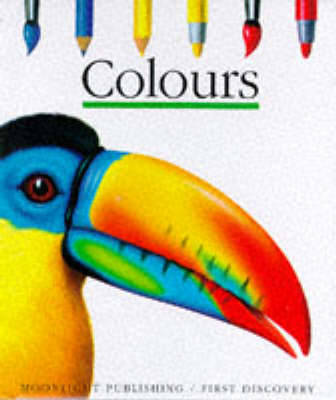 Colours - My First Discoveries (Paperback)