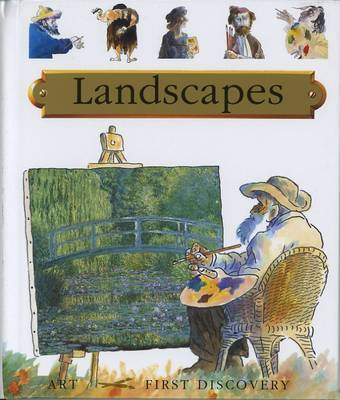 Landscapes - My First Discoveries (Hardback)