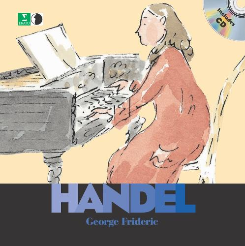 George Frideric Handel - First Discovery in Music (Abrsm)