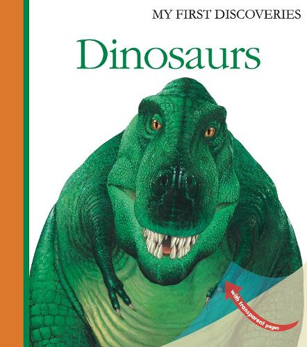 Dinosaurs - My First Discoveries (Hardback)