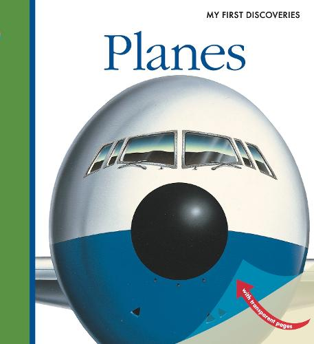 Planes - My First Discoveries (Spiral bound)