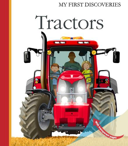 Tractors - My First Discoveries (Spiral bound)