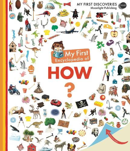 My First Encyclopedia of How? - My First Encyclopedias (Spiral bound)