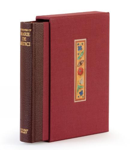 The Hours of Marie de' Medici: A Facsimile (Hardback)