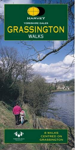 Yorkshire Dales Grassington Walks (Sheet map, folded)