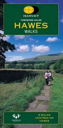 Yorkshire Dales Hawes Walks (Sheet map, folded)