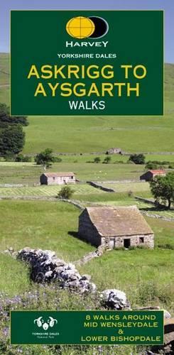 Yorkshire Dales: Askrigg and Aysgarth (Sheet map, folded)
