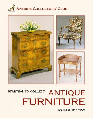 Starting to Coll Ant. Furniture (Hardback)