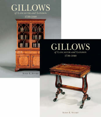 Gillows: of Lancaster and London 1730-1840: 2 Volume Slip Case (Hardback)