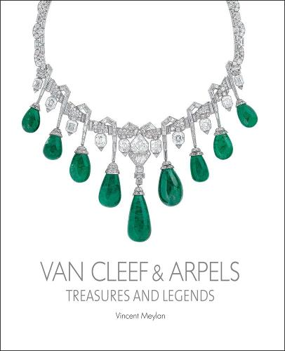 Van Cleef and Arpels: Treasures and Legends (Hardback)