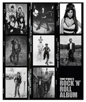 Terry Oneills Rock N Roll Album (Hardback)