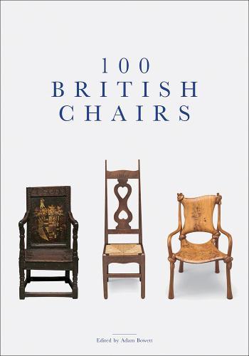 100 British Chairs (Hardback)