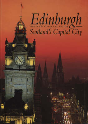Official Edinburgh Guide (Paperback)