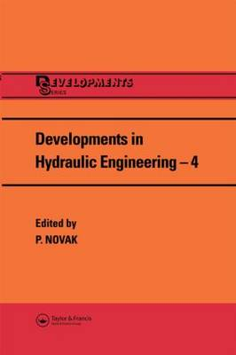 Developments in Hydraulic Engineering (Hardback)