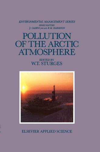 Pollution of the Arctic Atmosphere (Hardback)