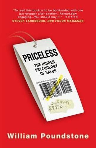 Priceless: The Hidden Psychology of Value (Paperback)