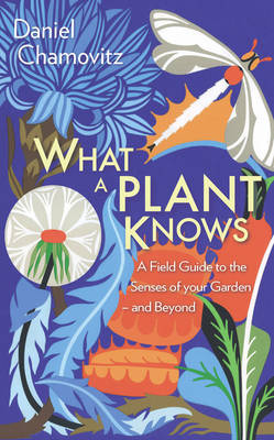 What a Plant Knows: A Field Guide to the Senses of Your Garden (and Beyond) (Paperback)