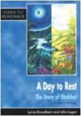 A Day of Rest: Big Book: The Story of Shabbat - Times to Remember (Big book)