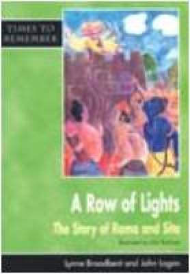A Row of Lights: Big Book: The Story of Rama and Sita - Times to Remember (Big book)